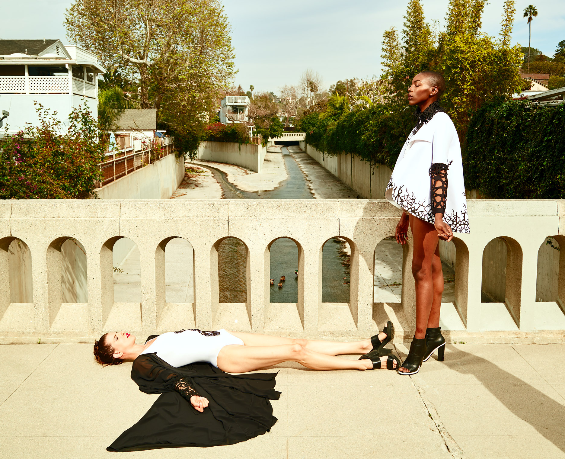 Best Los Angeles fashion photographer campaigns lookbooks editorial socialmedia