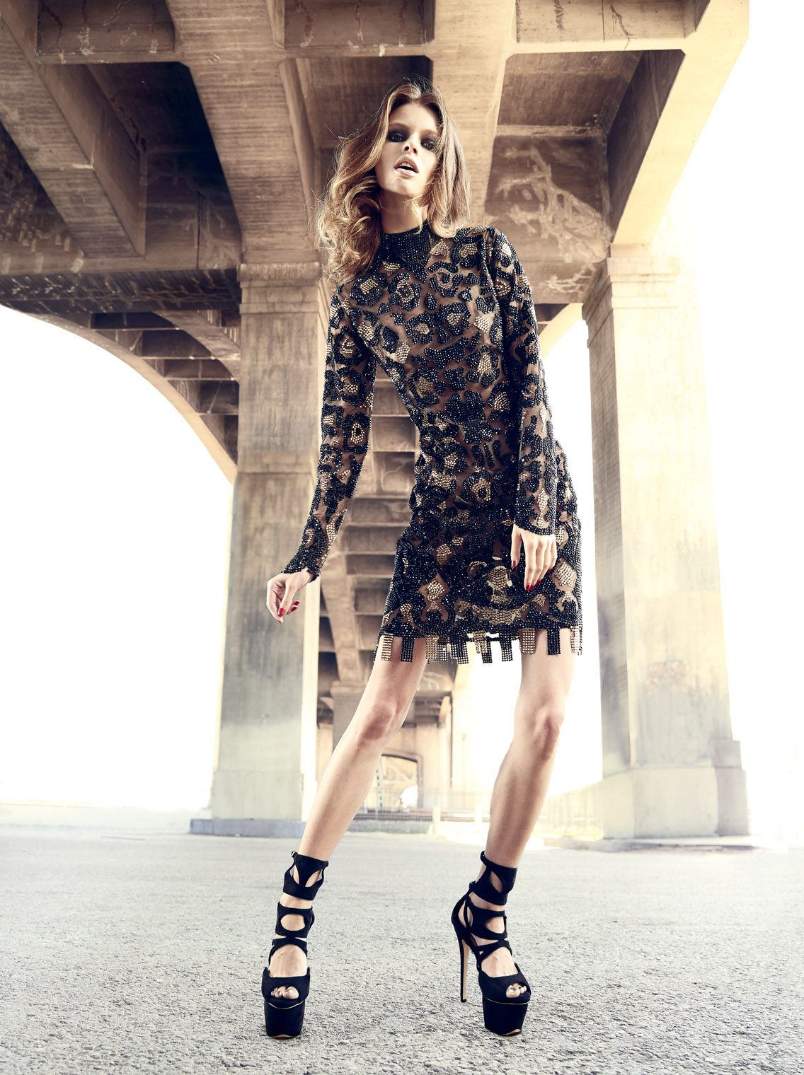 LA Fashion Photographer Robert Wilde - The Old Bridge